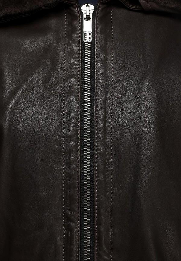 Кожаная куртка Bikkembergs D2DB9329010W682: изображение 6