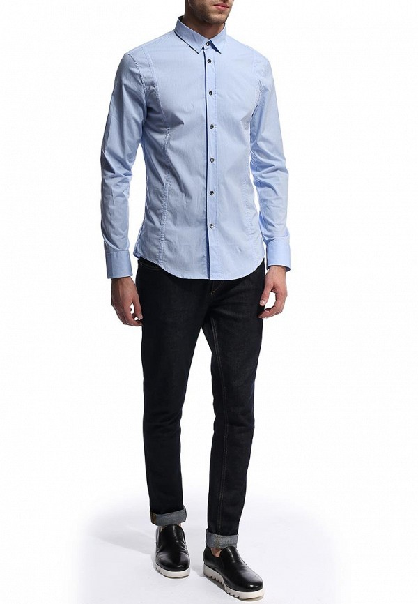 Рубашка с длинным рукавом Bikkembergs D2DB6030051W276: изображение 3