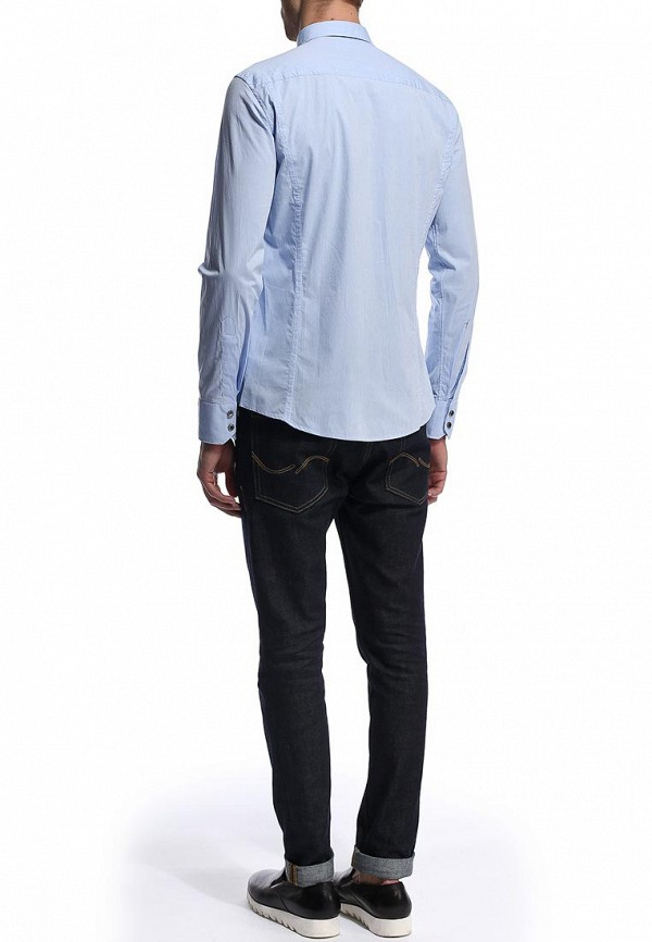 Рубашка с длинным рукавом Bikkembergs D2DB6030051W276: изображение 4