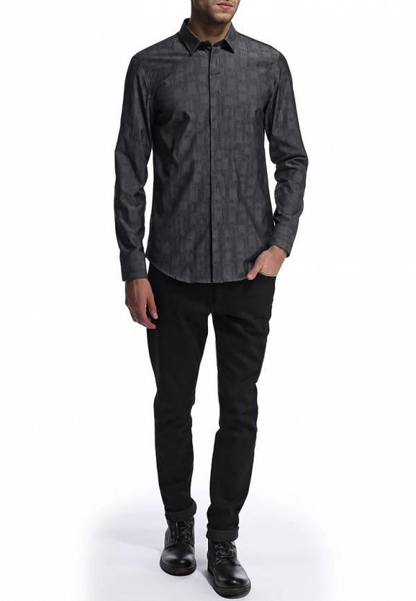 Рубашка с длинным рукавом Bikkembergs D2DB6090667A701: изображение 3