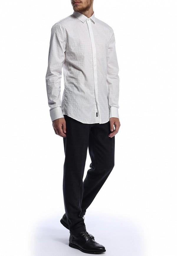 Рубашка с длинным рукавом Bikkembergs D2DB6310302A800: изображение 4
