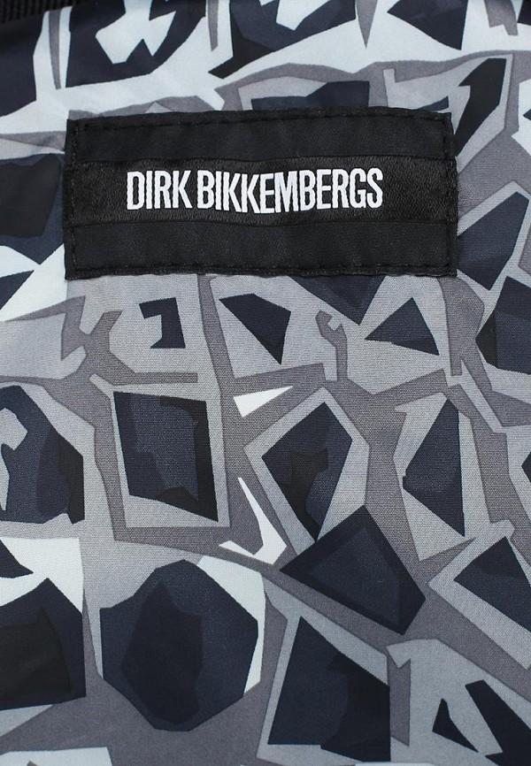 Кожаная куртка Bikkembergs D2DB9039004A999: изображение 2