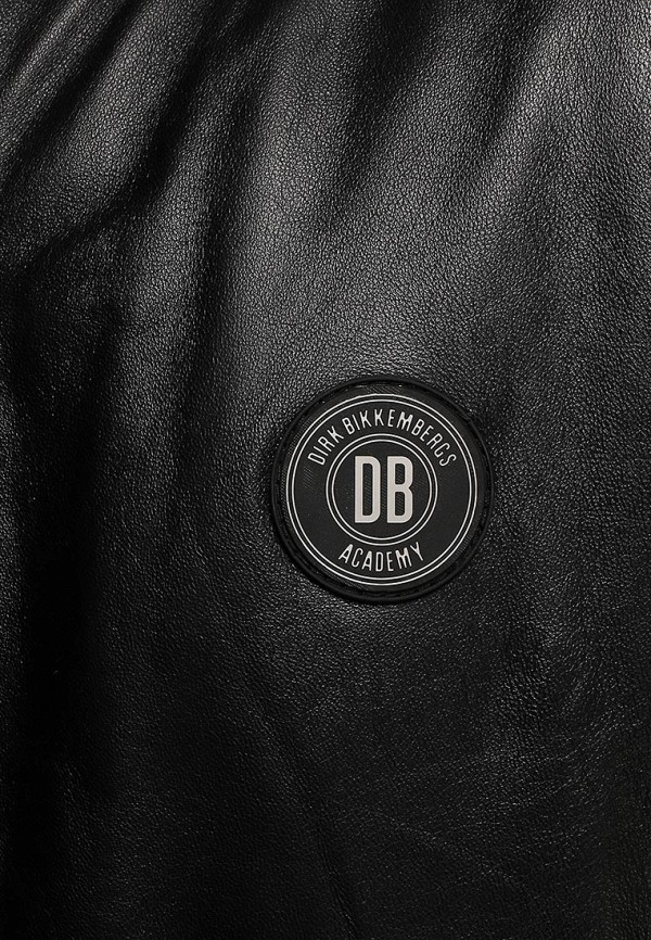 Кожаная куртка Bikkembergs D2DB9039004A999: изображение 6