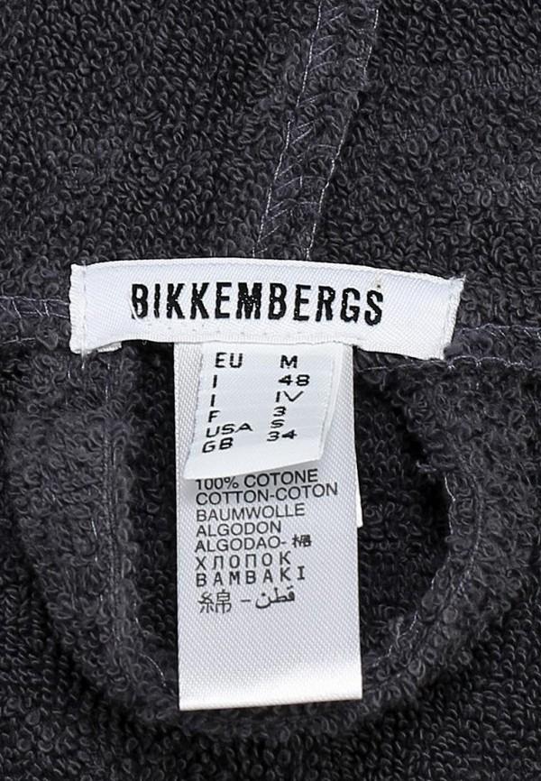 Халат Bikkembergs D2B4H10P8522100: изображение 3