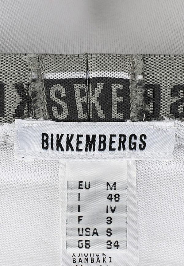 Мужские трусы Bikkembergs D2B4L1JP8341100: изображение 3