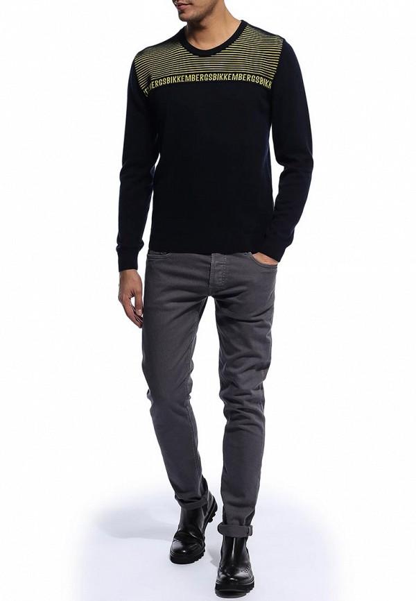Пуловер Bikkembergs D2DB8211020W665: изображение 3