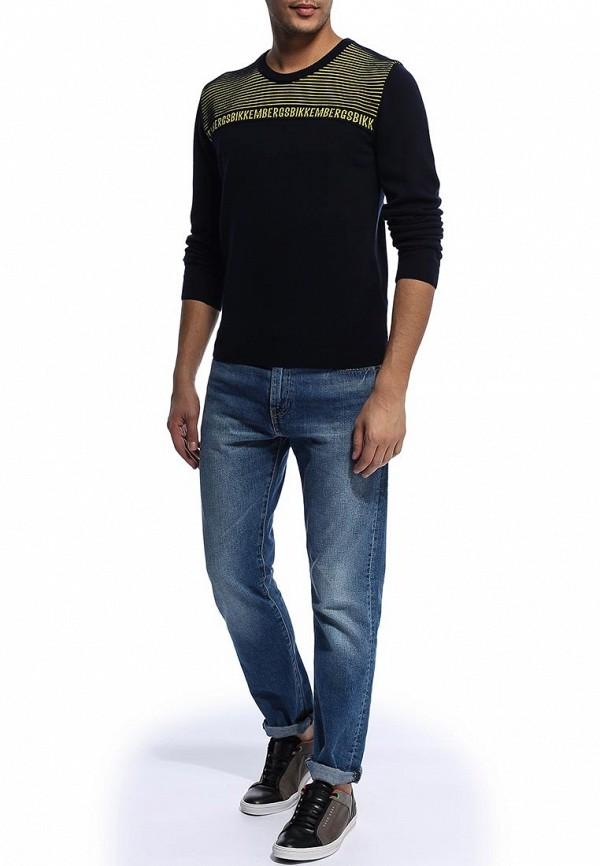 Пуловер Bikkembergs D2DB8211020W665: изображение 5