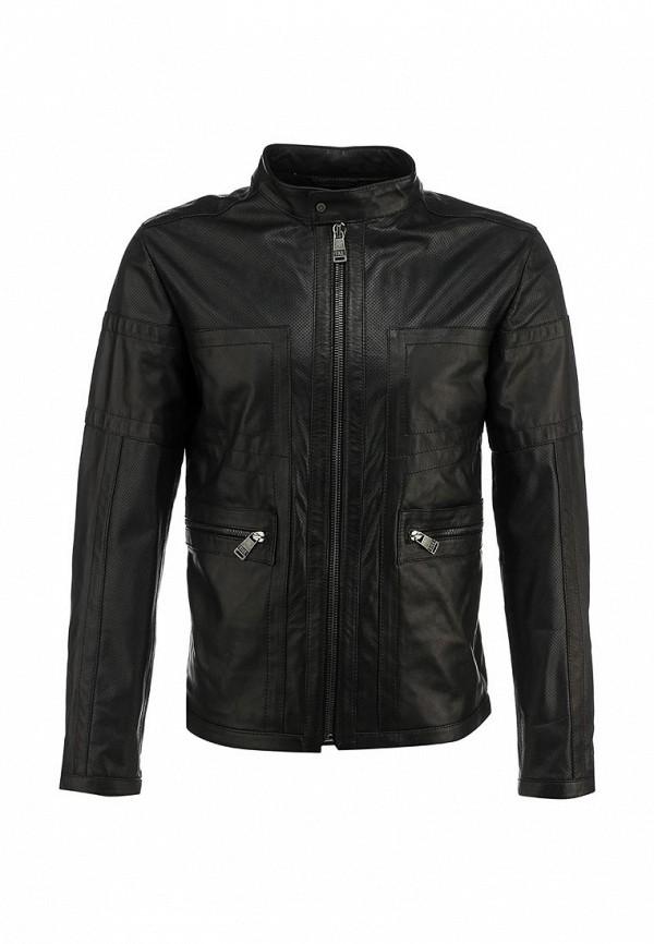 Кожаная куртка Bikkembergs C H 04B E1 B 9036: изображение 1