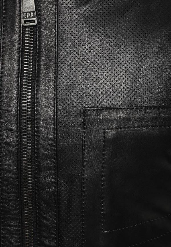 Кожаная куртка Bikkembergs C H 04B E1 B 9036: изображение 2