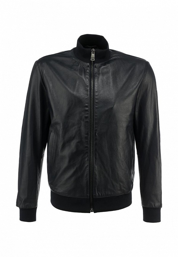 Кожаная куртка Bikkembergs C H 07B E1 B 9036: изображение 1
