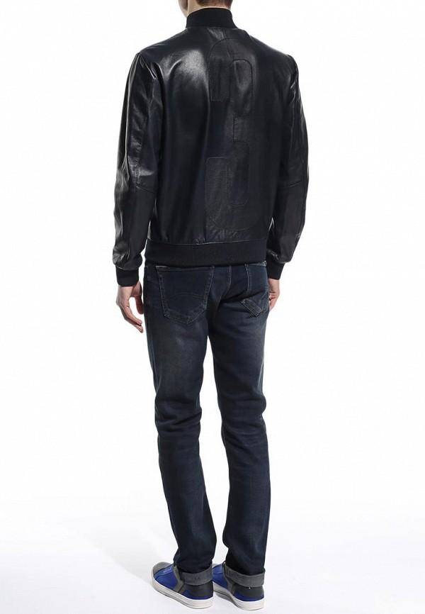 Кожаная куртка Bikkembergs C H 07B E1 B 9036: изображение 4