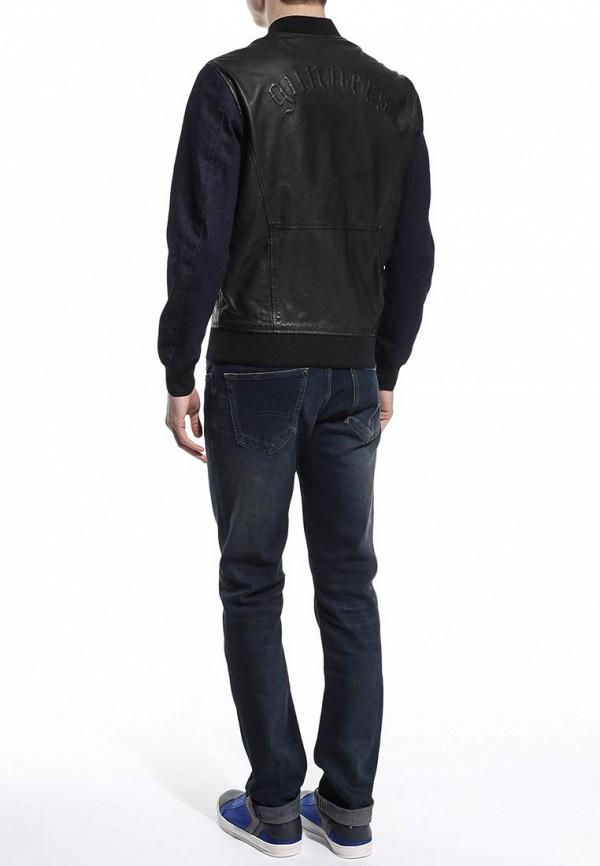 Кожаная куртка Bikkembergs C H 05Z E1 B 9035: изображение 4