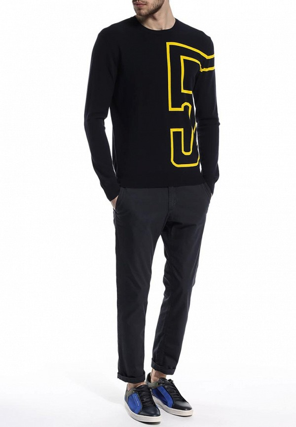 Пуловер Bikkembergs C S 07B E1 B 4020: изображение 4