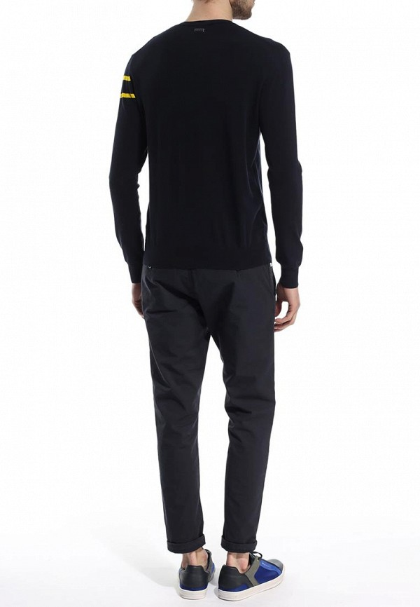 Пуловер Bikkembergs C S 07B E1 B 4020: изображение 6