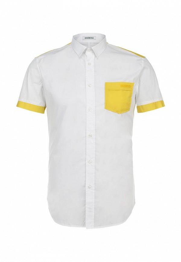 Рубашка с коротким рукавом Bikkembergs C C 05B E1 B 0627: изображение 1