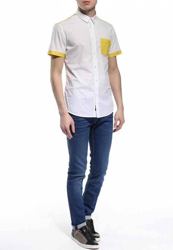 Рубашка с коротким рукавом Bikkembergs C C 05B E1 B 0627: изображение 3