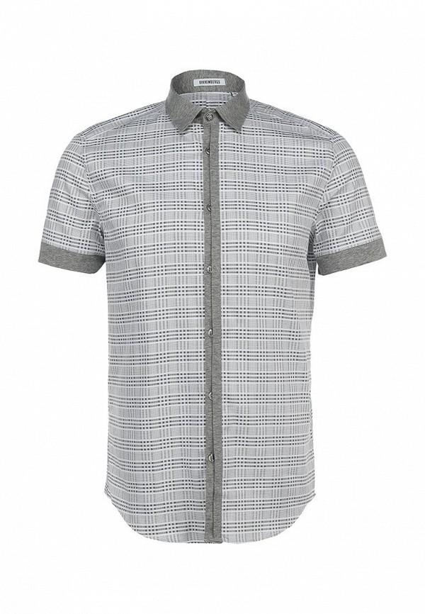 Рубашка с коротким рукавом Bikkembergs C C 07B E1 B 0333: изображение 1