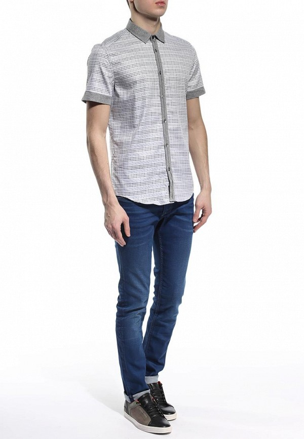Рубашка с коротким рукавом Bikkembergs C C 07B E1 B 0333: изображение 3