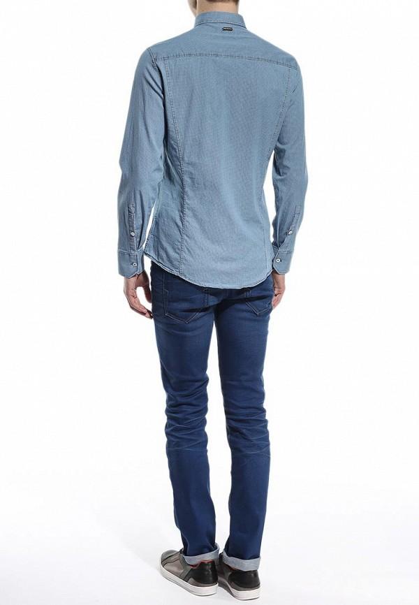 Рубашка с длинным рукавом Bikkembergs C C 01B E1 B 0340: изображение 4