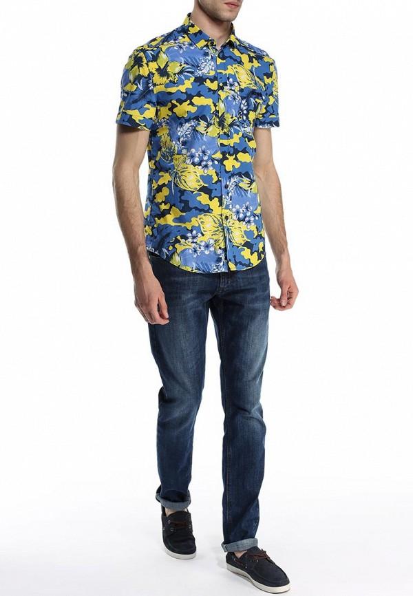 Рубашка с коротким рукавом Bikkembergs C C 05B E1 B 0367: изображение 3