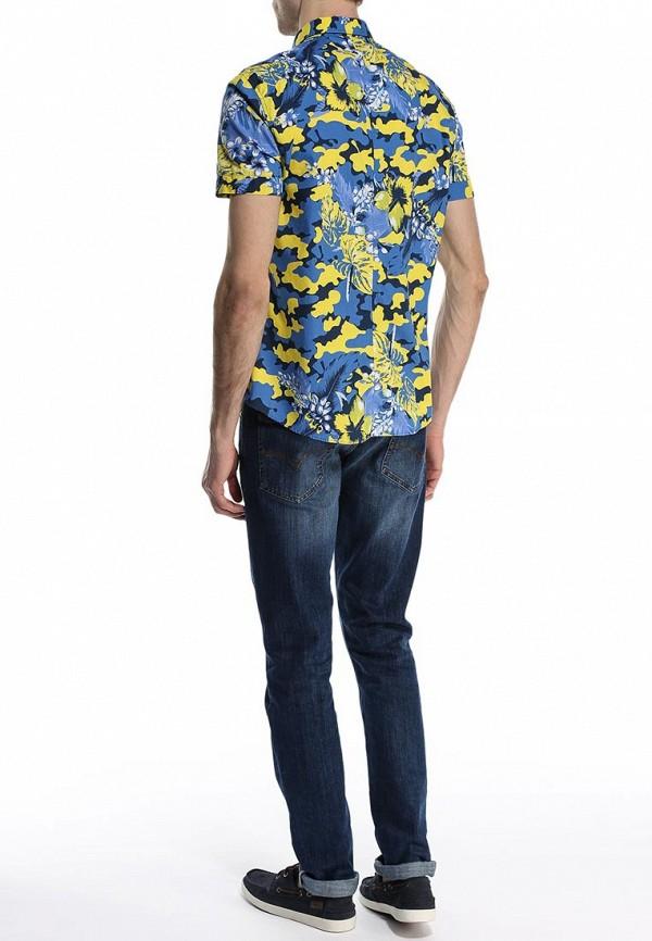 Рубашка с коротким рукавом Bikkembergs C C 05B E1 B 0367: изображение 4