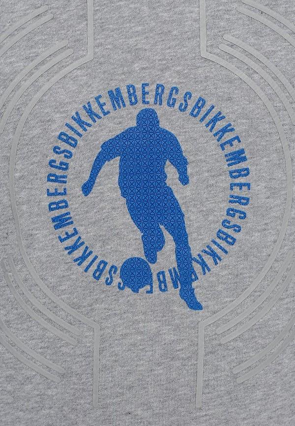 Мужские худи Bikkembergs C 6 43B E1 B 0382: изображение 2