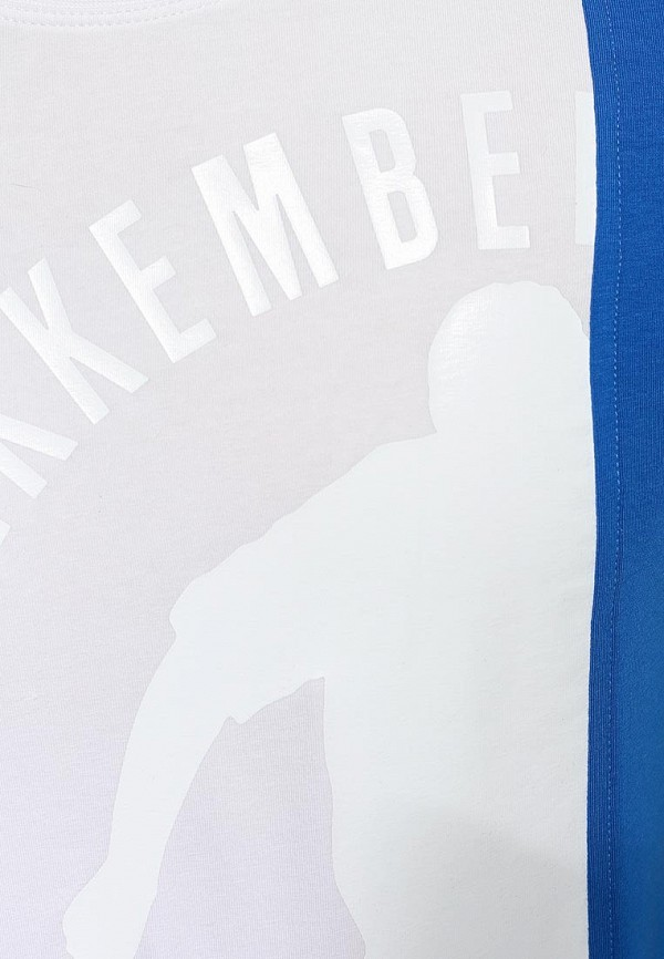 Футболка с коротким рукавом Bikkembergs C 4 16B E1 B 0383: изображение 2