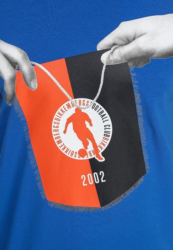 Футболка с коротким рукавом Bikkembergs C 4 24B E1 B 0393: изображение 2