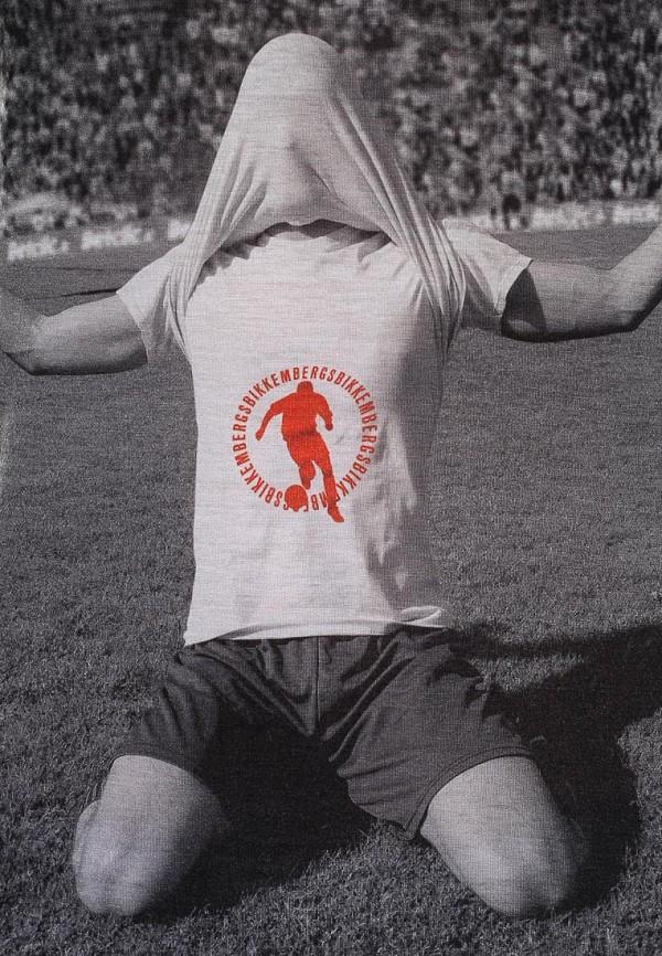 Футболка с фотопринтами Bikkembergs C 4 25B E1 B 0386: изображение 2