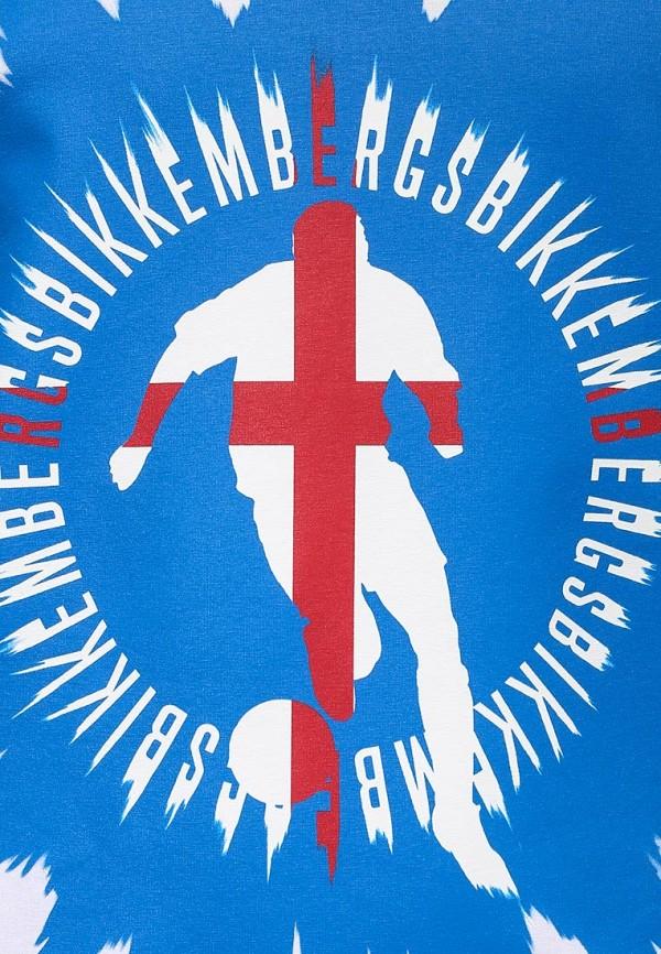 Футболка с коротким рукавом Bikkembergs C 4 26B E1 B 0383: изображение 2