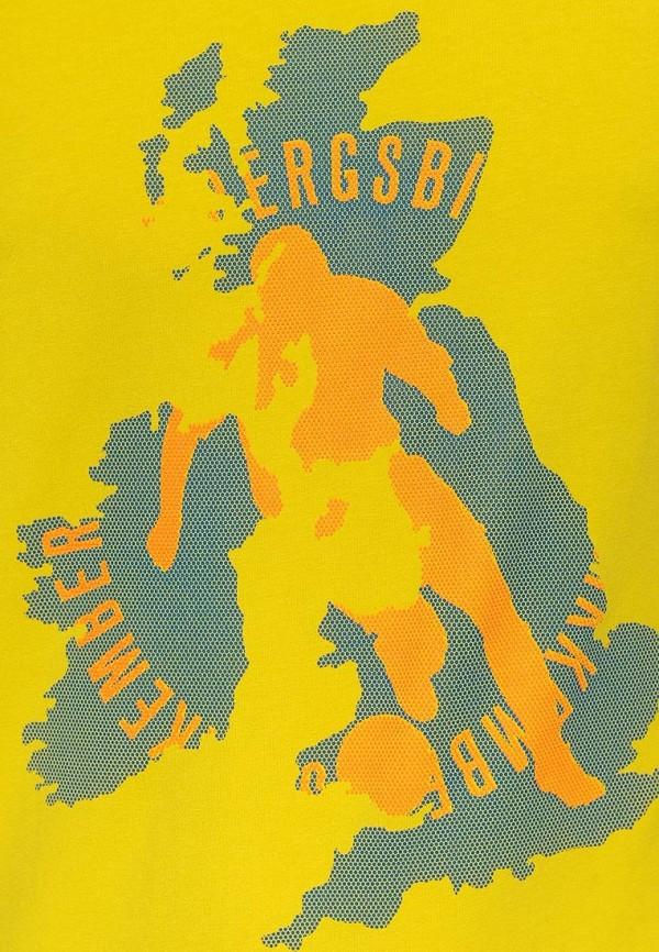 Футболка с коротким рукавом Bikkembergs C 4 27B E1 B 0383: изображение 2