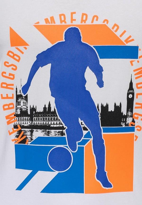 Футболка с коротким рукавом Bikkembergs C 4 29B E1 B 0383: изображение 2
