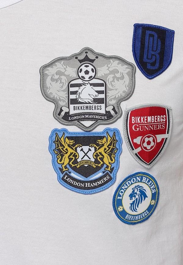 Футболка с коротким рукавом Bikkembergs C 4 59K E1 B 0387: изображение 2