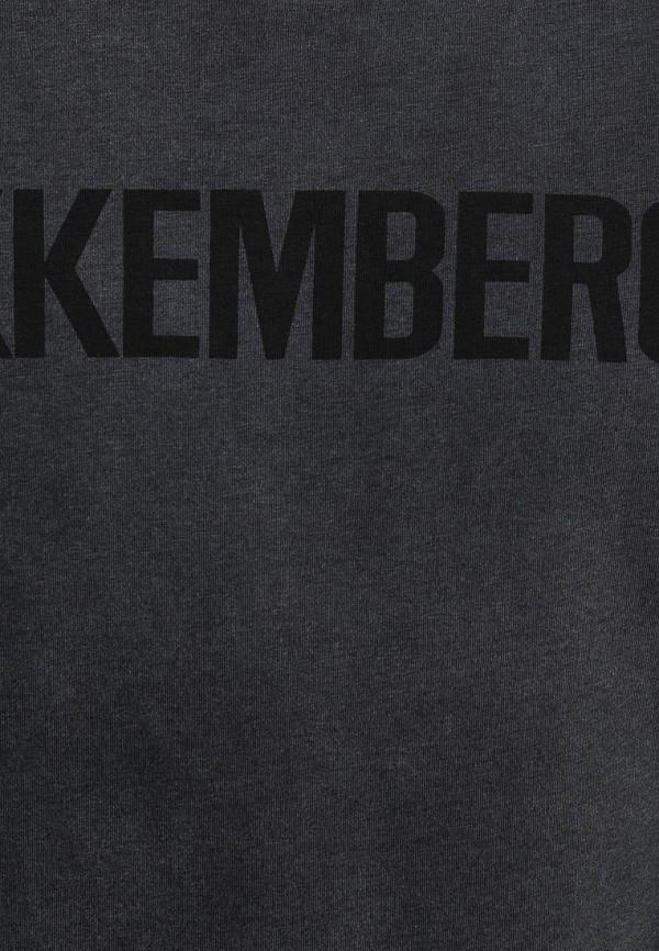 Футболка с надписями Bikkembergs C 4 00B E1 B 0127: изображение 2