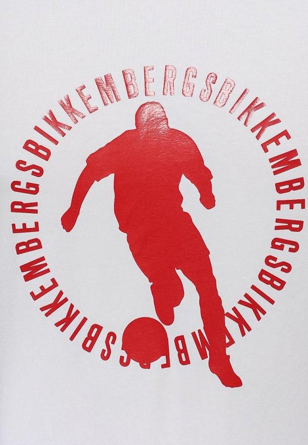 Футболка с коротким рукавом Bikkembergs C 4 12B E1 B 0139: изображение 2