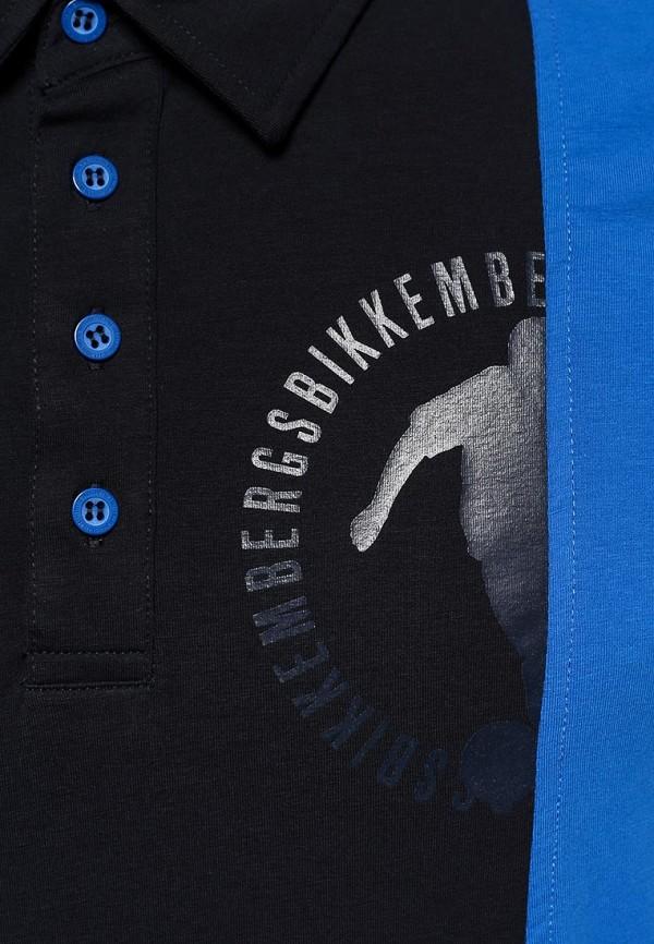 Мужские поло Bikkembergs C 8 81B E1 B 0383: изображение 2