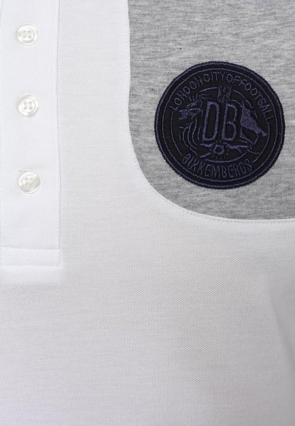 Мужские поло Bikkembergs C 8 85B E1 B 0426: изображение 2