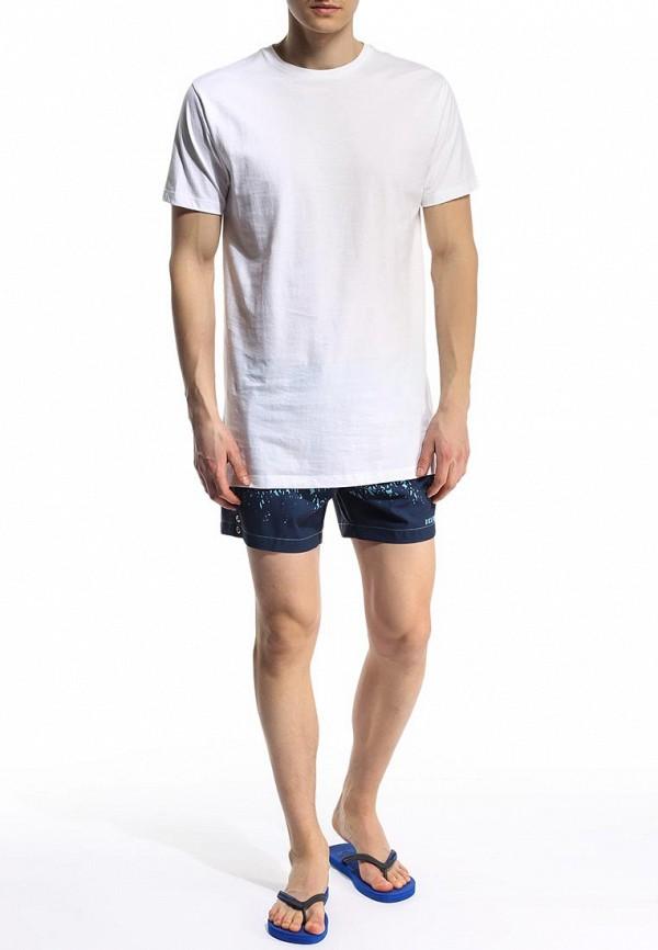 Мужские шорты для плавания Bikkembergs B6P332L1I: изображение 3
