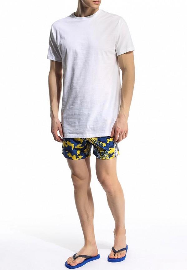 Мужские шорты для плавания Bikkembergs B6P341L1M: изображение 3