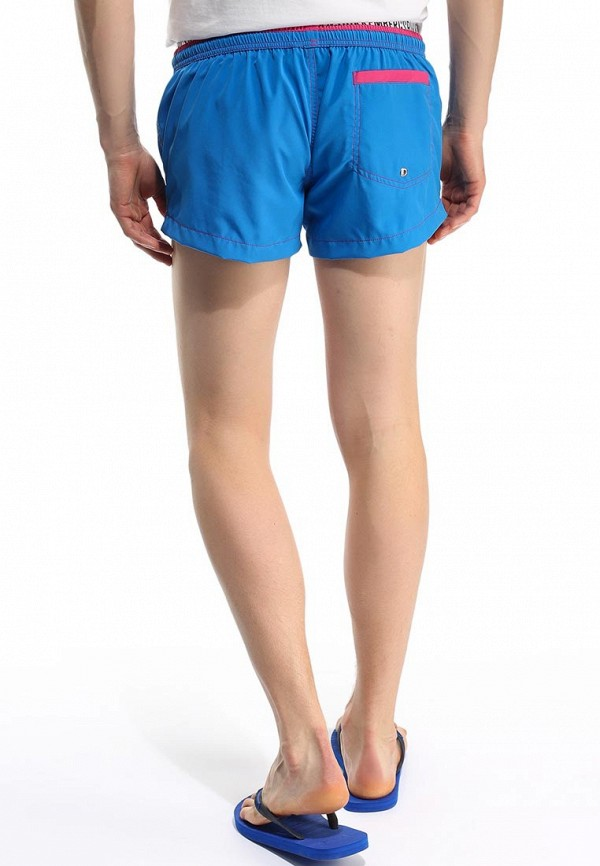 Мужские шорты для плавания Bikkembergs B6P327L1D: изображение 4