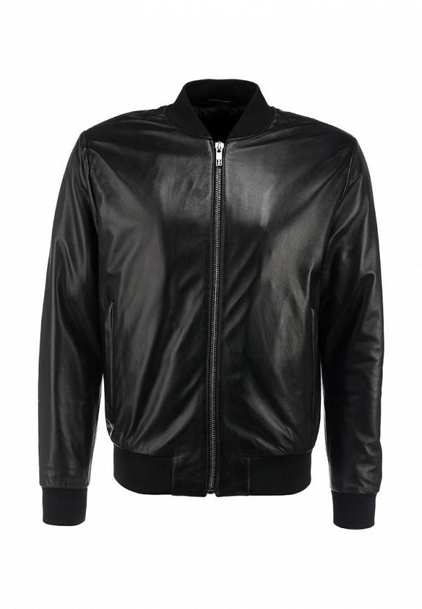 Кожаная куртка Bikkembergs C H 99B E2 D B022: изображение 1