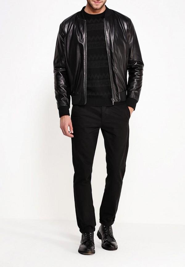 Кожаная куртка Bikkembergs C H 99B E2 D B022: изображение 2