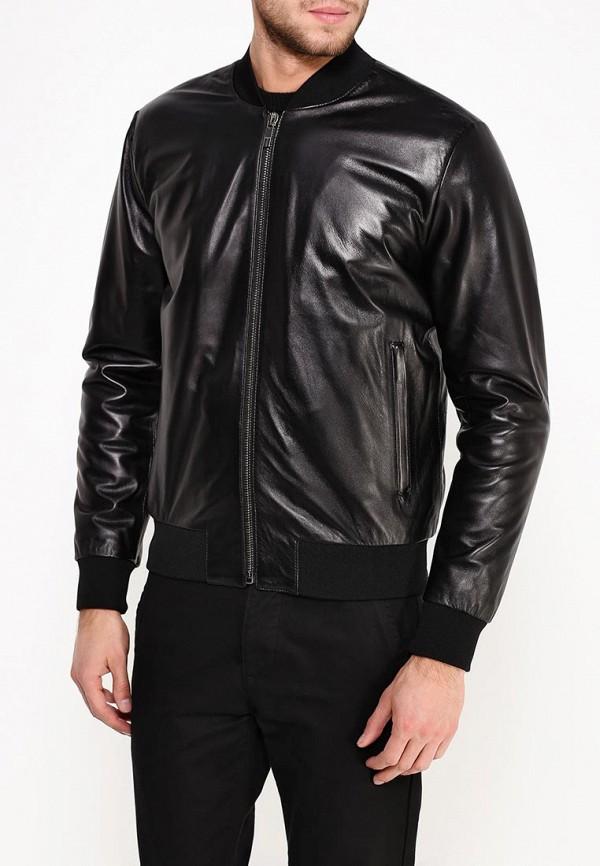 Кожаная куртка Bikkembergs C H 99B E2 D B022: изображение 3