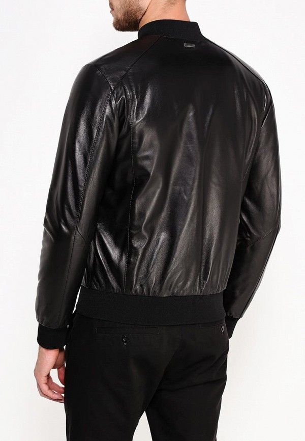 Кожаная куртка Bikkembergs C H 99B E2 D B022: изображение 4