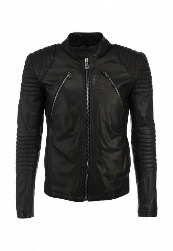 Кожаная куртка Bikkembergs C H 90B E2 D B010: изображение 1