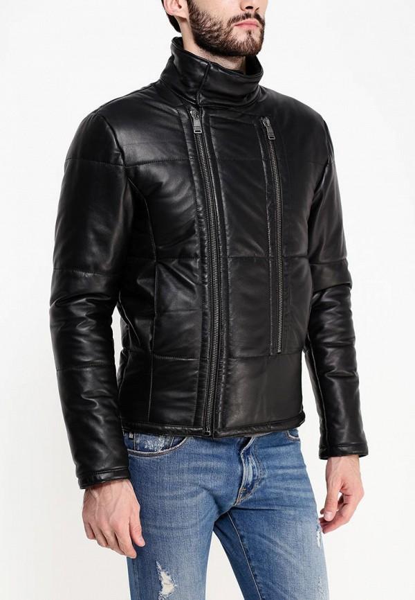 Кожаная куртка Bikkembergs C H 94B E2 D B012: изображение 2