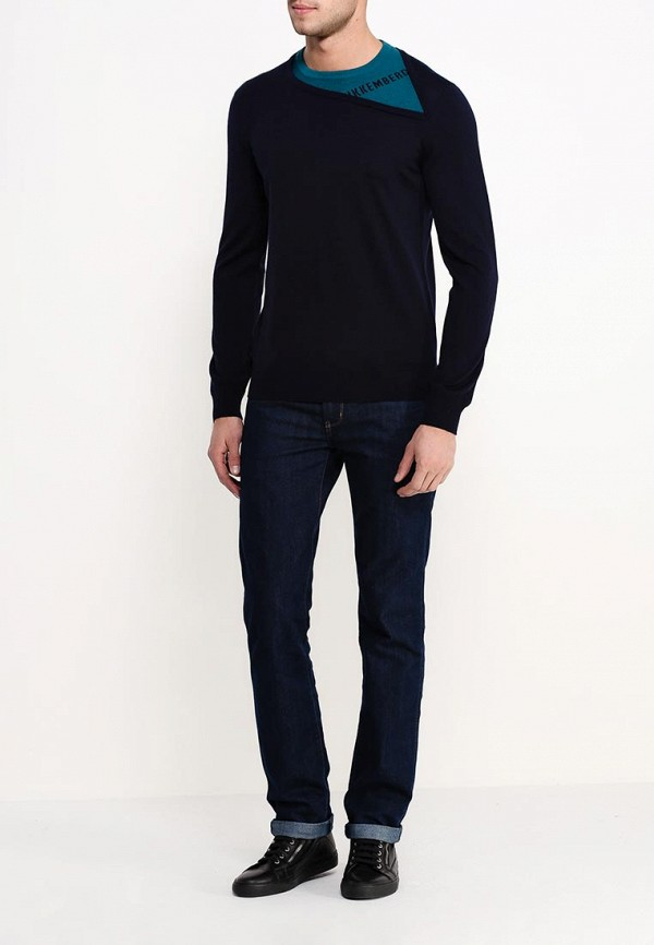 Пуловер Bikkembergs C S 23C E2 X B001: изображение 2