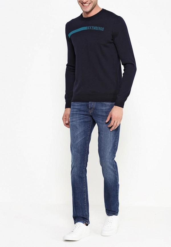 Зауженные джинсы Bikkembergs C Q 61B E2 S B049: изображение 3