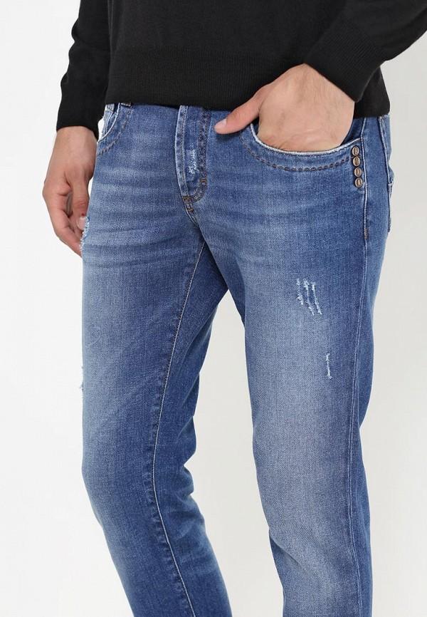 Мужские прямые джинсы Bikkembergs C Q 64B E2 S B048: изображение 2