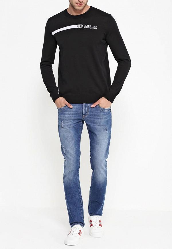 Мужские прямые джинсы Bikkembergs C Q 64B E2 S B048: изображение 3